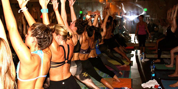 Challenge yourself to try the 80-minute class