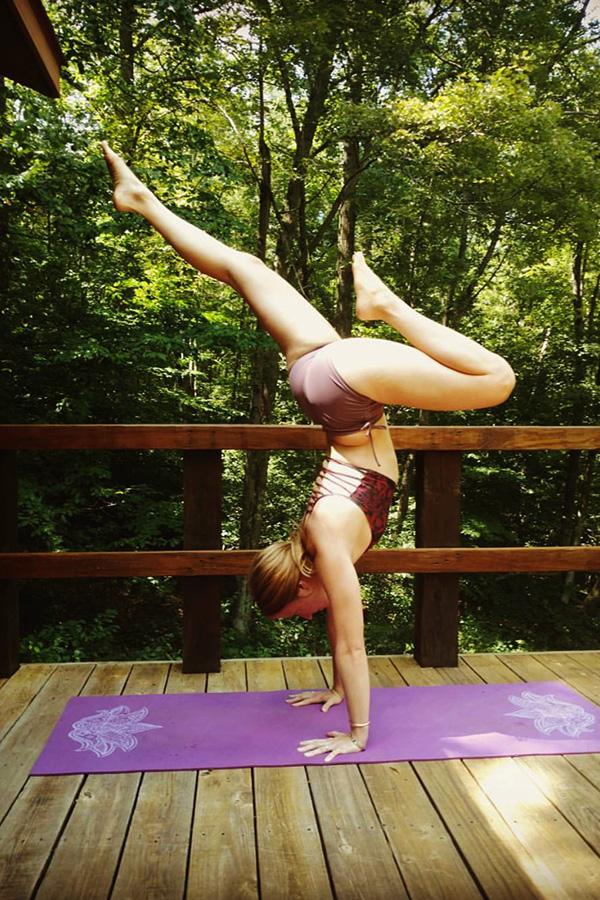 Asheya, Radiant Hot Yoga Teacher > Radiant Hot Yoga