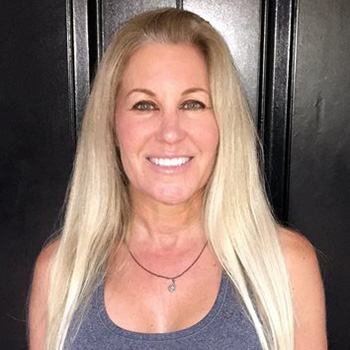 Radiant Hot Yoga teacher: Lisa G.