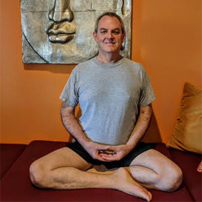 Radiant Hot Yoga teacher: Bob P.