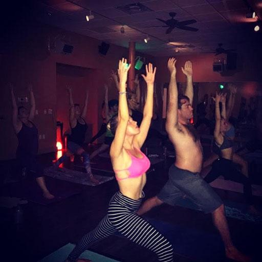 Radiant Hot Yoga Teacher: Rebecca Y.